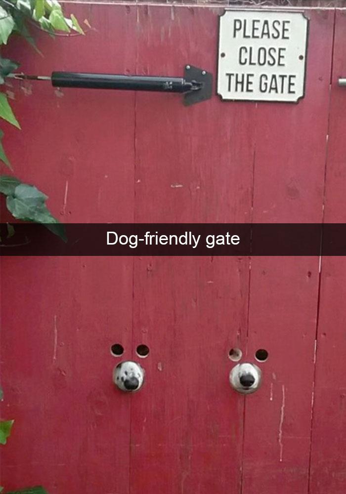 17. That Gate
