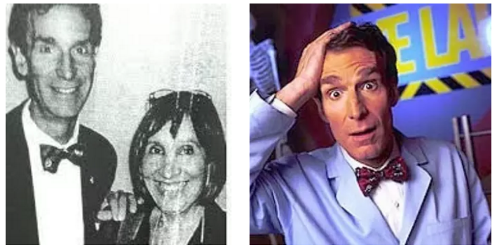 4. This teacher who dated Bill Nye the Science Guy: