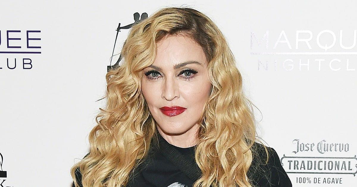 8. This cousin who dated Madonna: