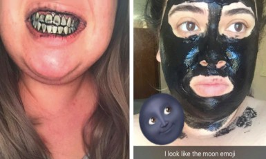I Tried Five Charcoal Beauty Hacks And Boy, Oh Boy, Was It Messy
