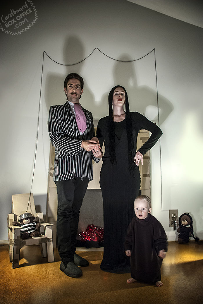 #12 The Addams Family