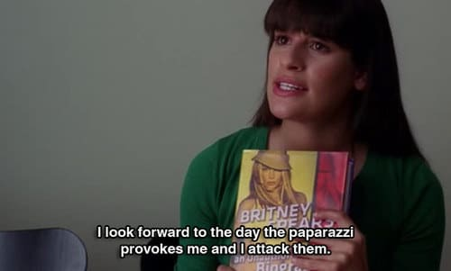 18. Glee