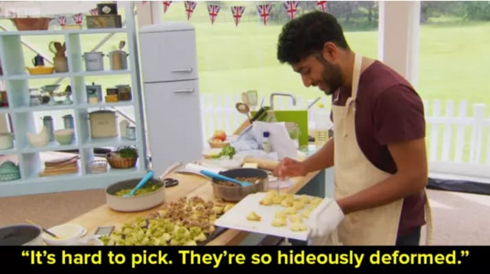 7. The Great British Bake Off