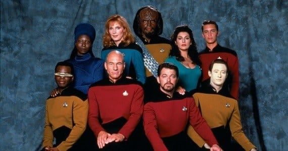 4. Star Trek: The Next Generation