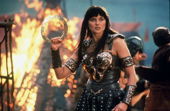 21. Xena: Warrior Princess