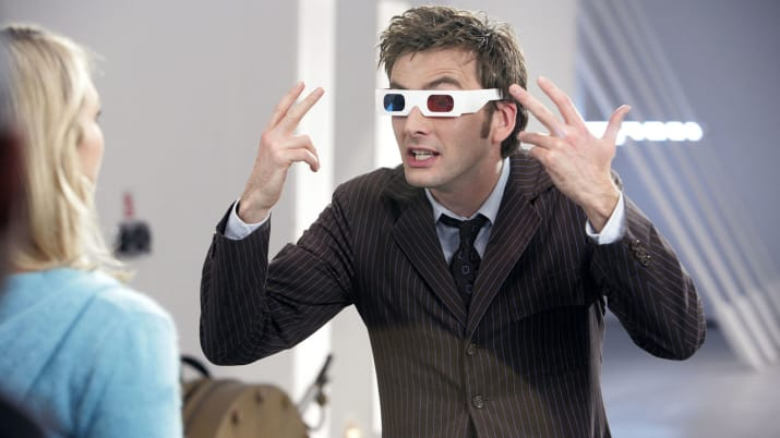 12. Doctor Who