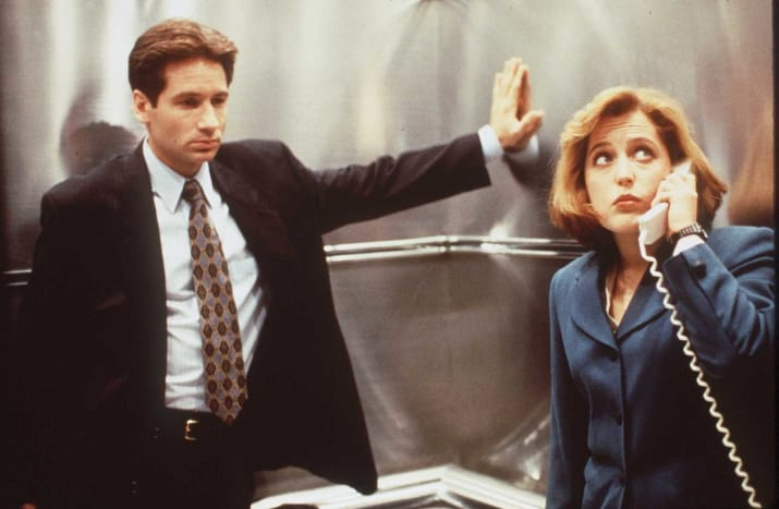 16. The X-Files