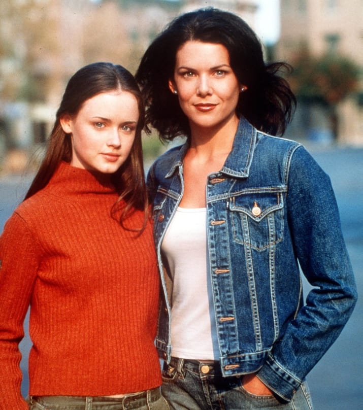 3. Gilmore Girls