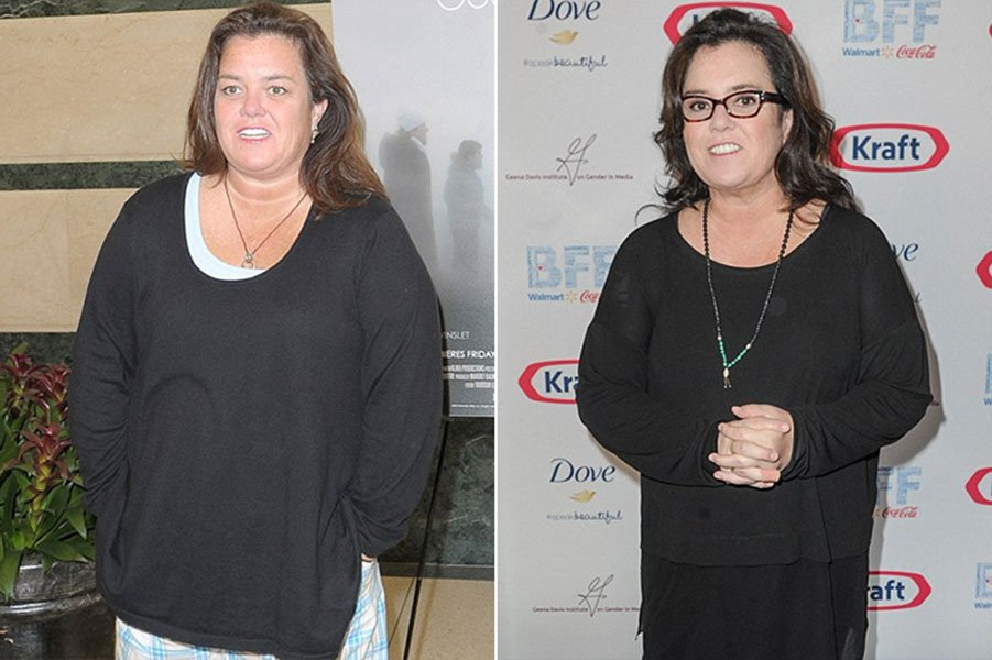 10. Reinventing Rosie O'Donnell