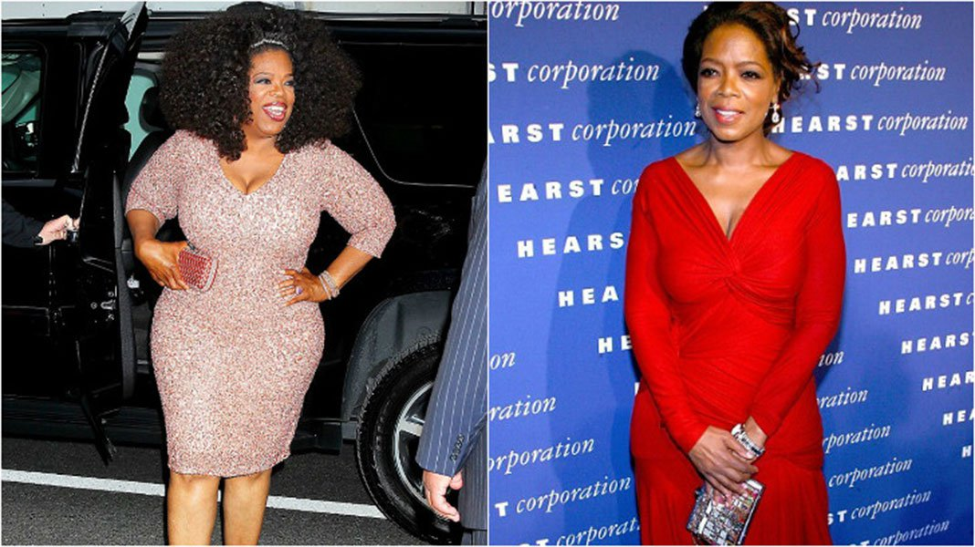 2. Oprah Winfrey Is Winning