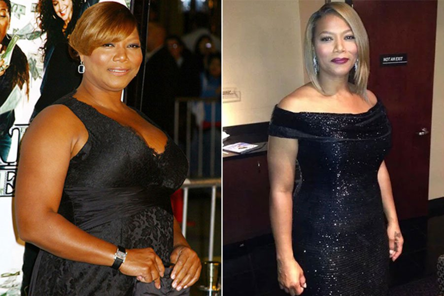 4. Queen Latifah's Looking Good!