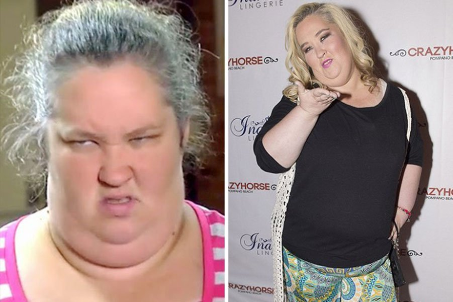 1. Mama June? Can't Be