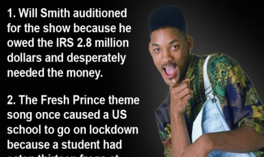 Facts You Never Knew About the Fresh Prince of Bel Air