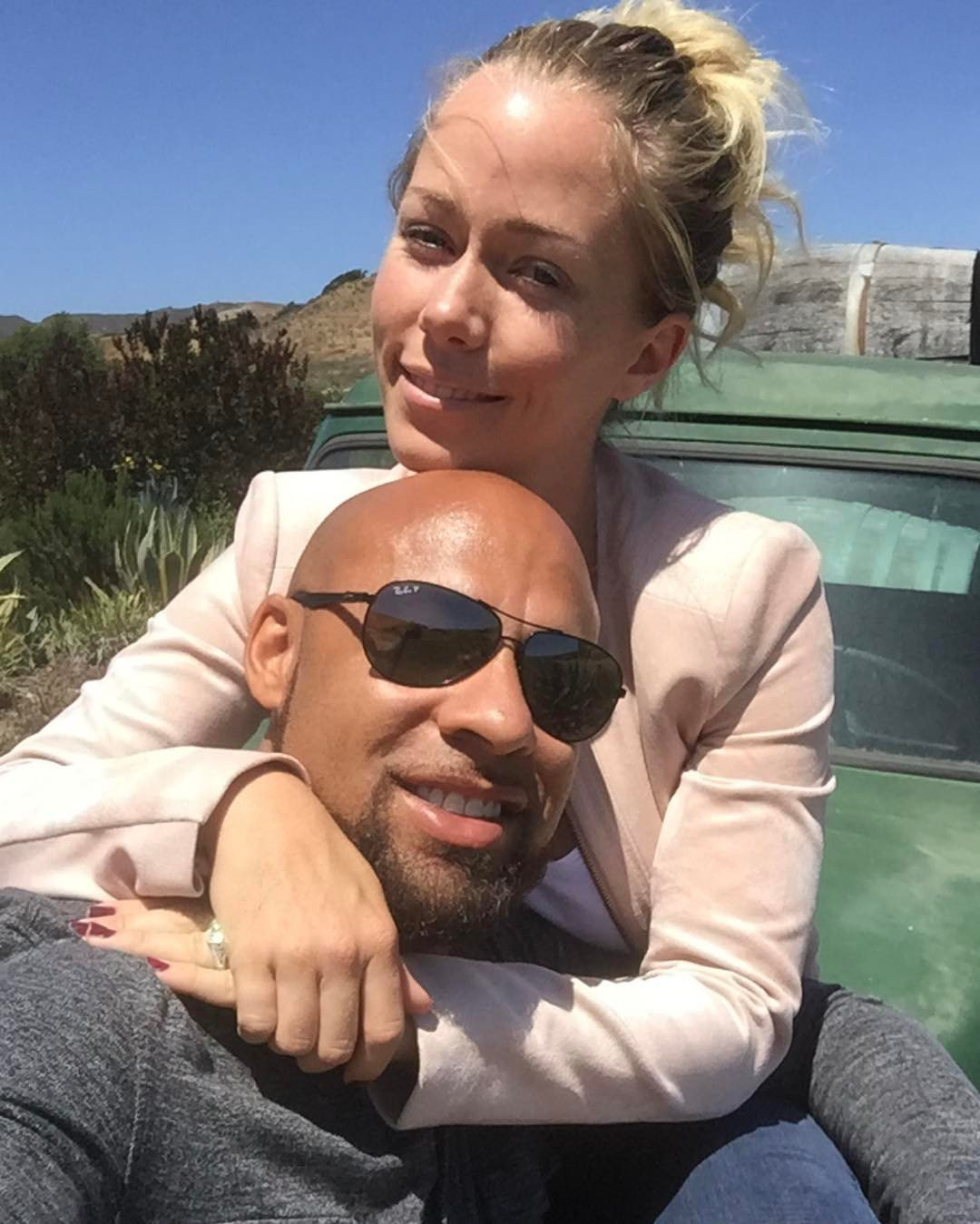 6. Kendra Wilkinson & Hank Baskett