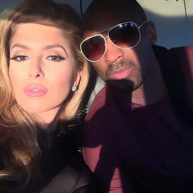 3. Kobe & Vanessa Bryant