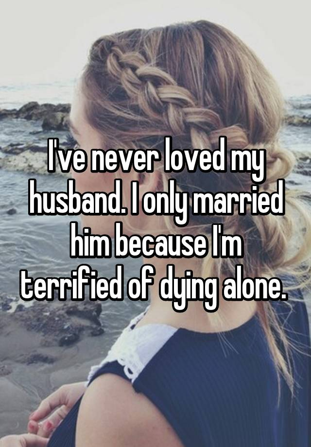 Couldn't you have found someone else to love? It's not as desperate out there in the dating world as it might seem.