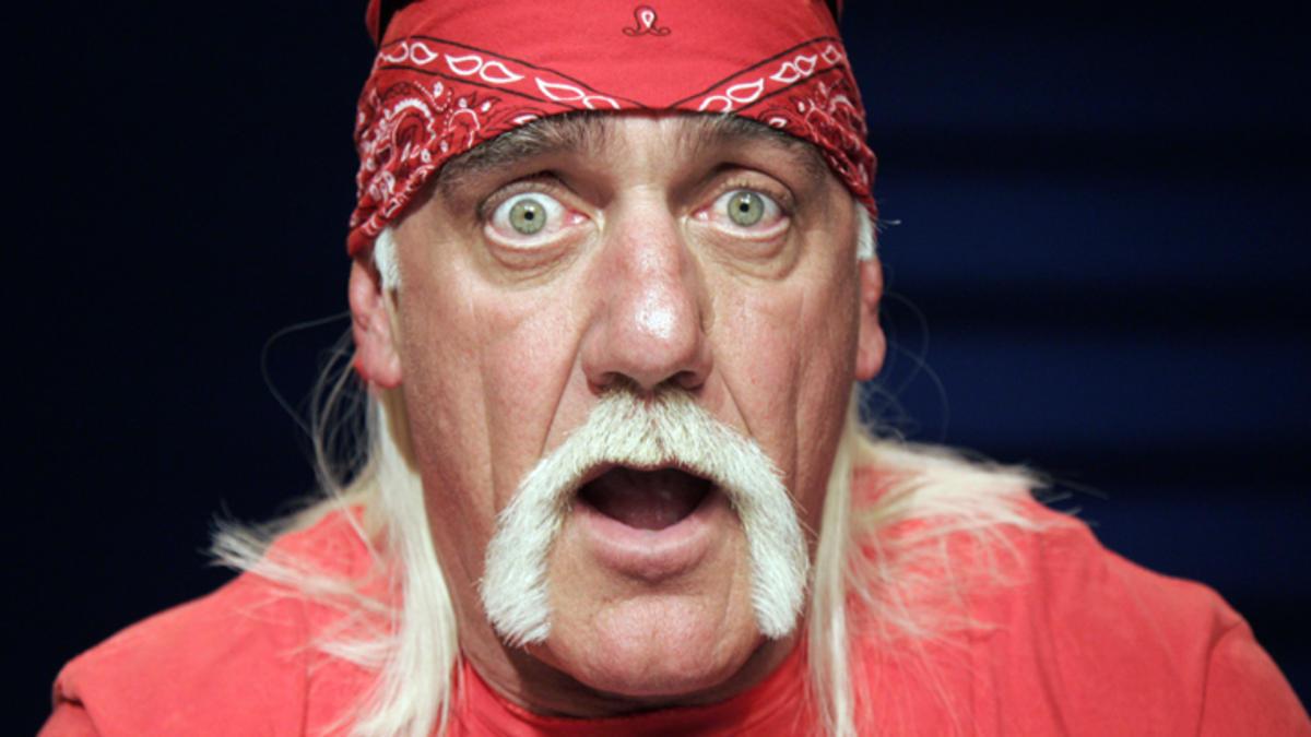 6. Hulk Hogan: