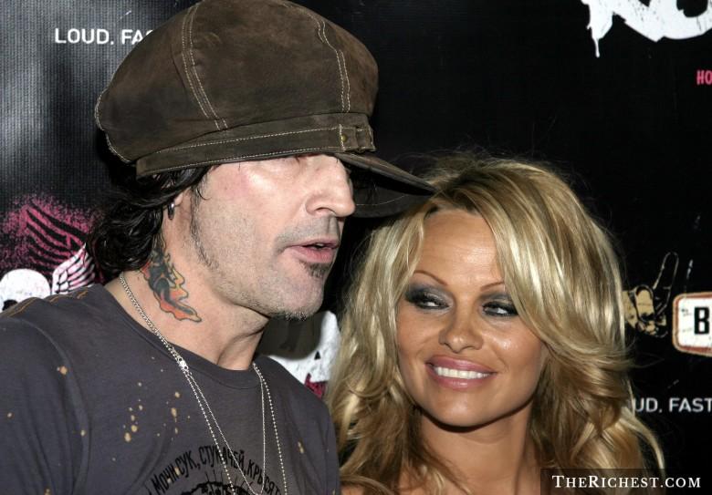 10. Pamela Anderson:
