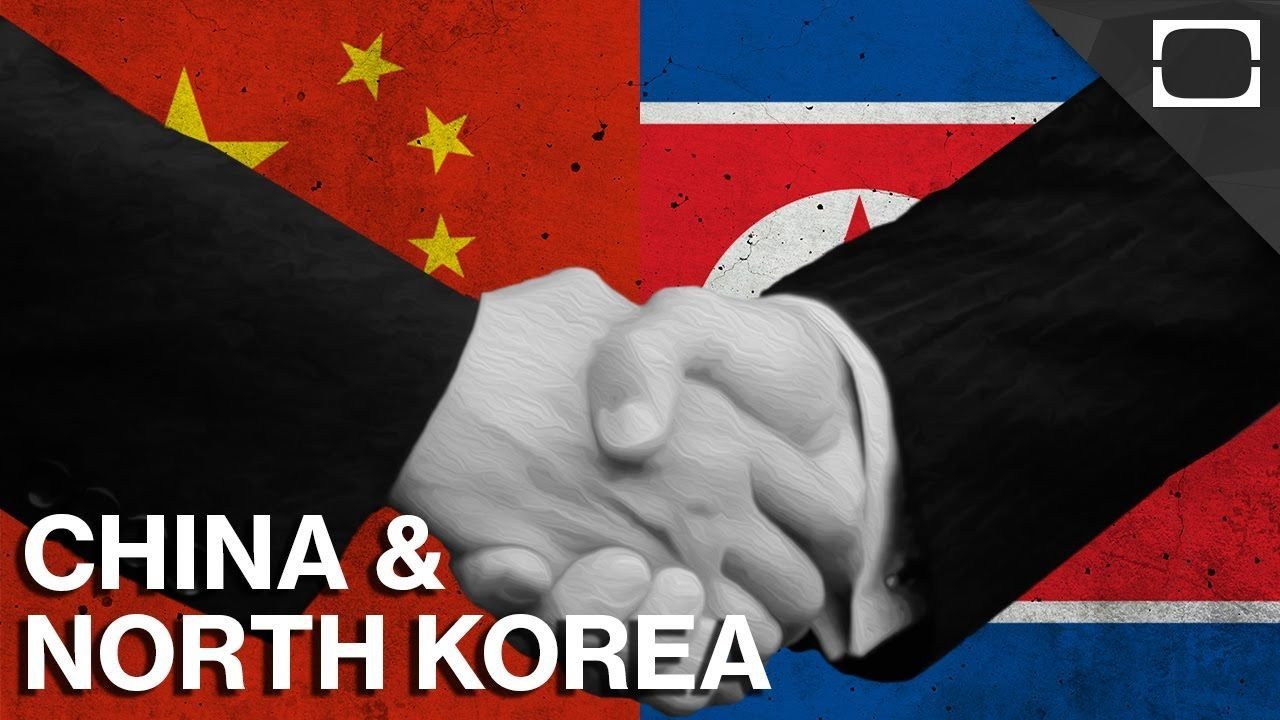 China and North Korea as international allies
