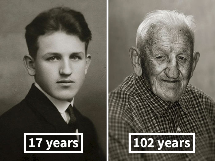 #9 Stanislav Spáčil, 17 Years Old (Skilled Electrician), 102 Years Old