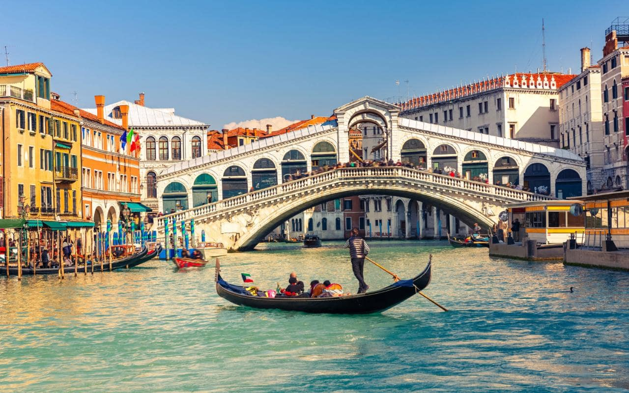 #7 in Best Places to Visit in Europe: Venice