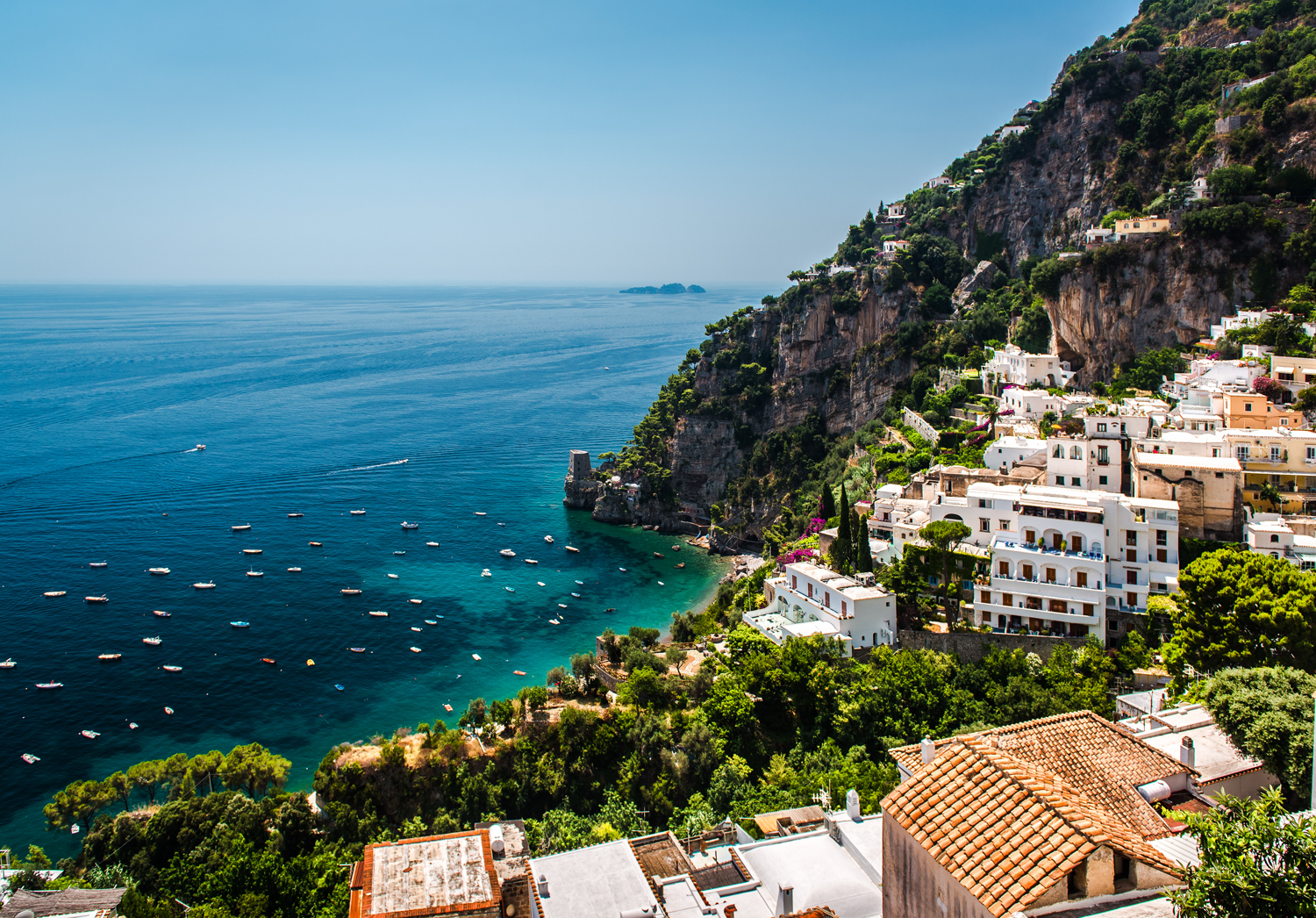 #10 in Best Places to Visit in Europe: Amalfi Coast