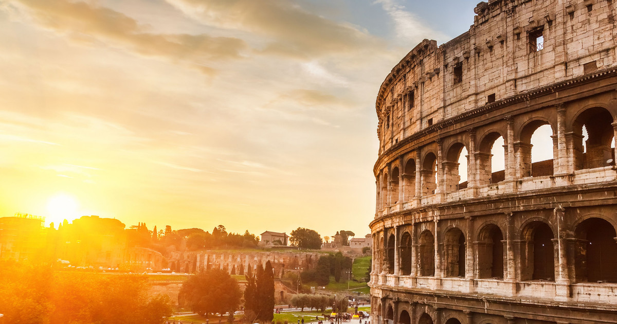 #1 in Best Places to Visit in Europe: Rome