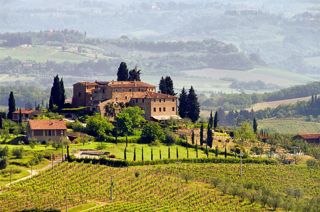 #14 in Best Places to Visit in Europe: Tuscany