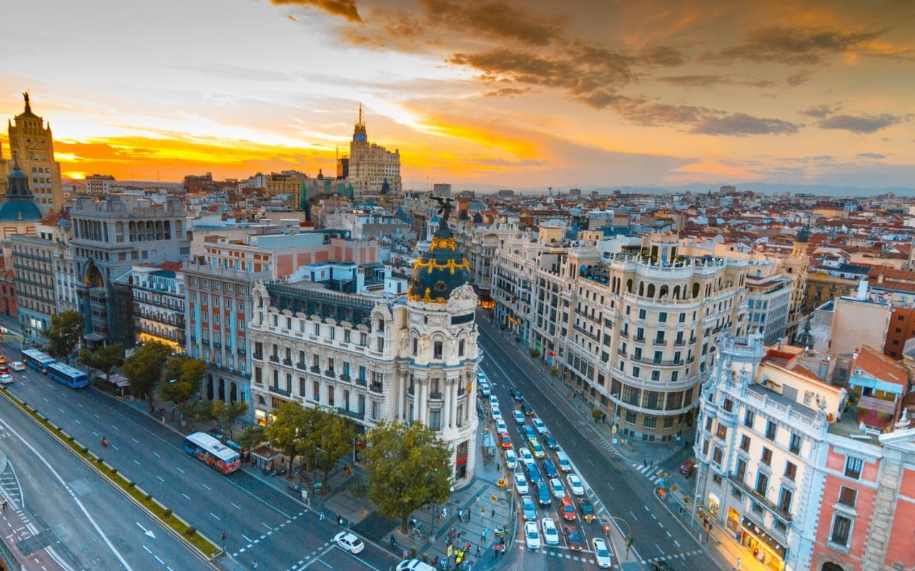 #15 in Best Places to Visit in Europe: Madrid
