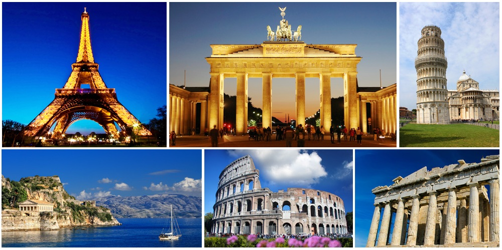 From the England and France to Italy and Germany, European countries are full of vibrant cities known for museums, restaurants, nightlife and architecture, so deciding which one to visit on vacation can be difficult.