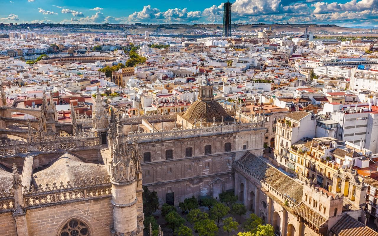 #16 in Best Places to Visit in Europe: Seville