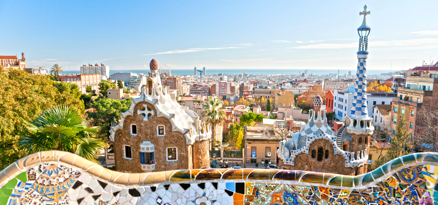 #8 in Best Places to Visit in Europe: Barcelona
