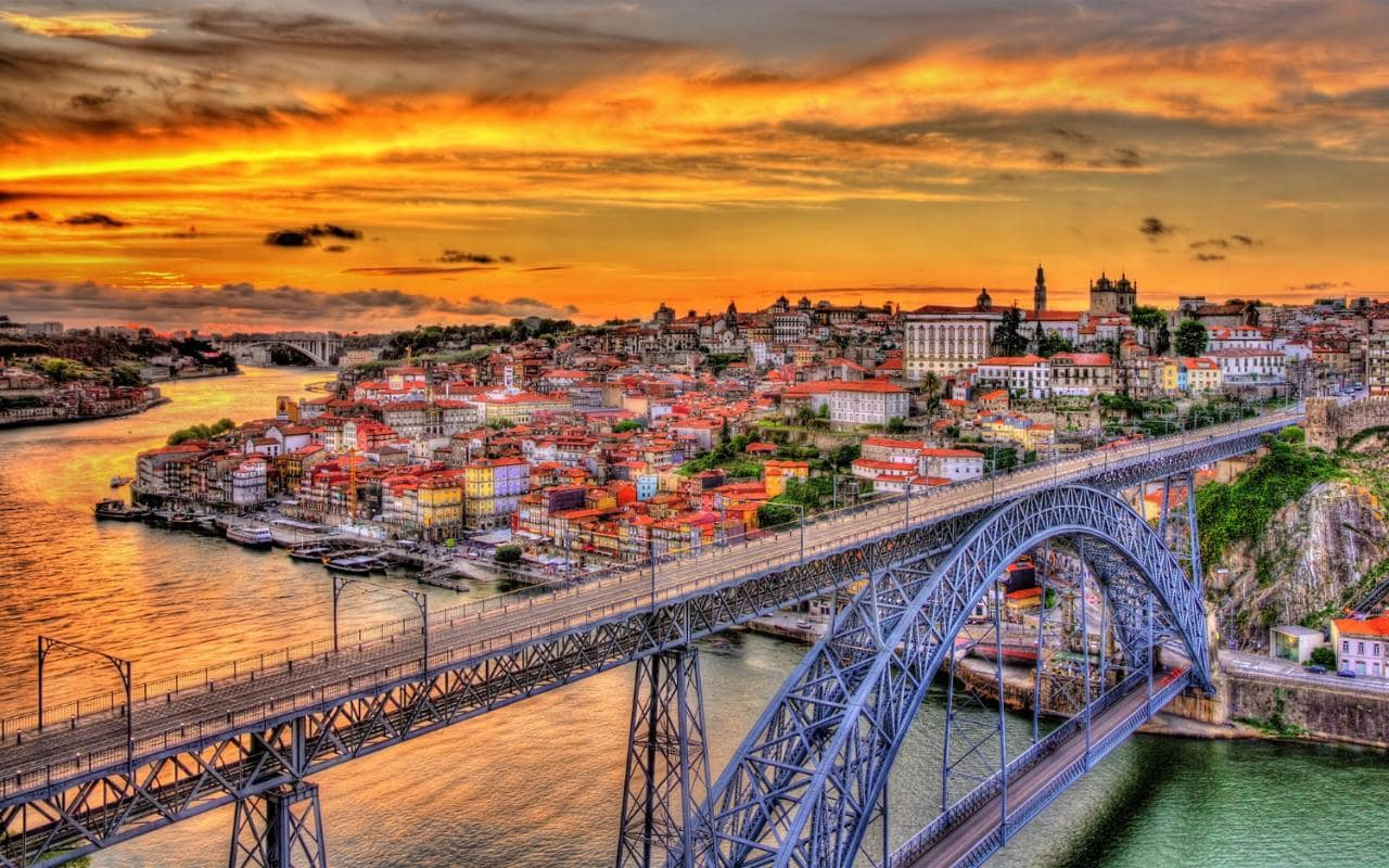 #2 in Best Places to Visit in Europe: Porto