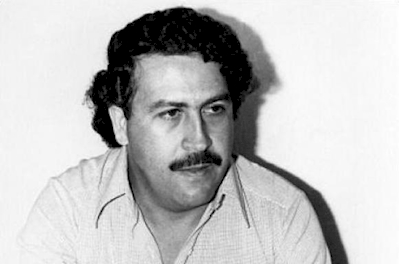 According to his son, Escobar would cheat at Monopoly by hiding extra Monopoly money around the house so he would never run out of cash.