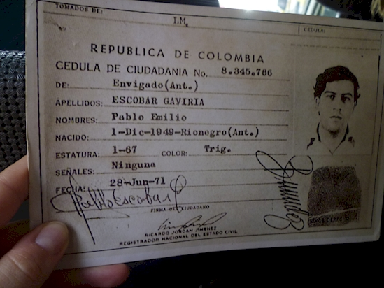 In order to establish the infamous Medellin Cartel he had to murder the existing Medellin trafficker, Fabio Restrepo.