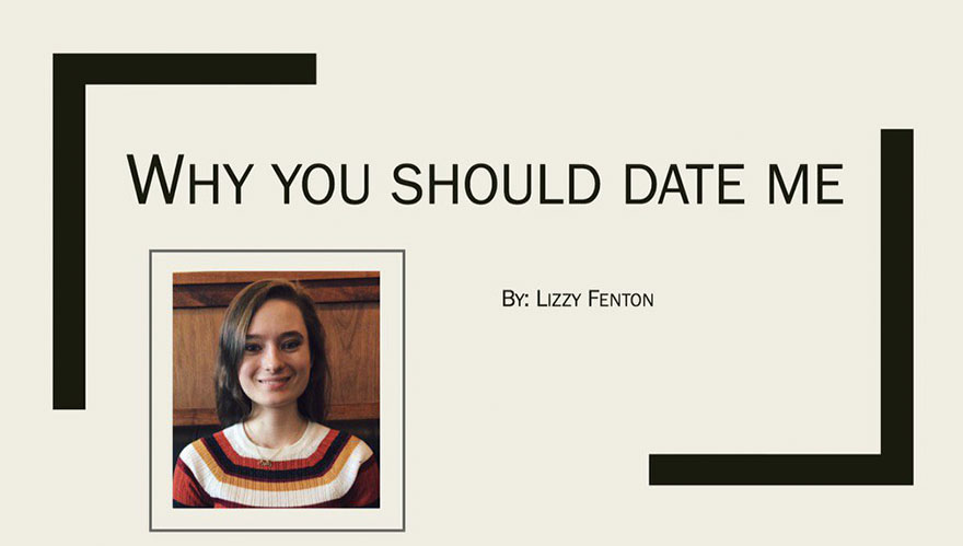 Lizzy Fenton came up with a clever idea to convince a guy to date her, but when she shared her plot with the Internet, she ended up winning more hearts than she expected.