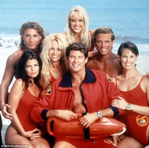 But that's not everything, the Hoff even attempted to prevent Pamela Anderson from getting on the show too...