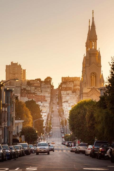 17. San Francisco, United States