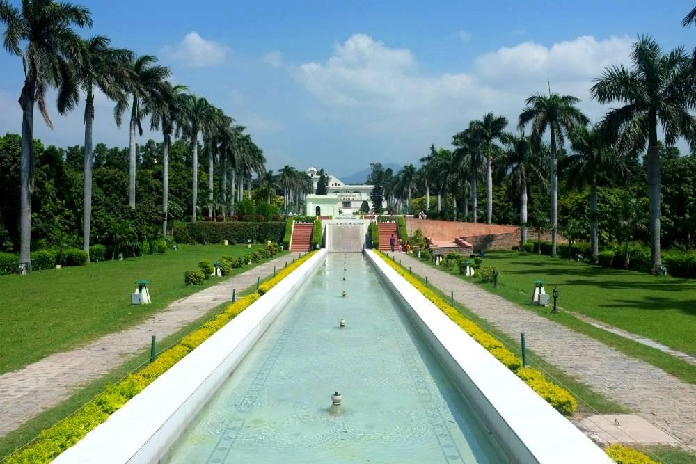 3. Chandigarh, India