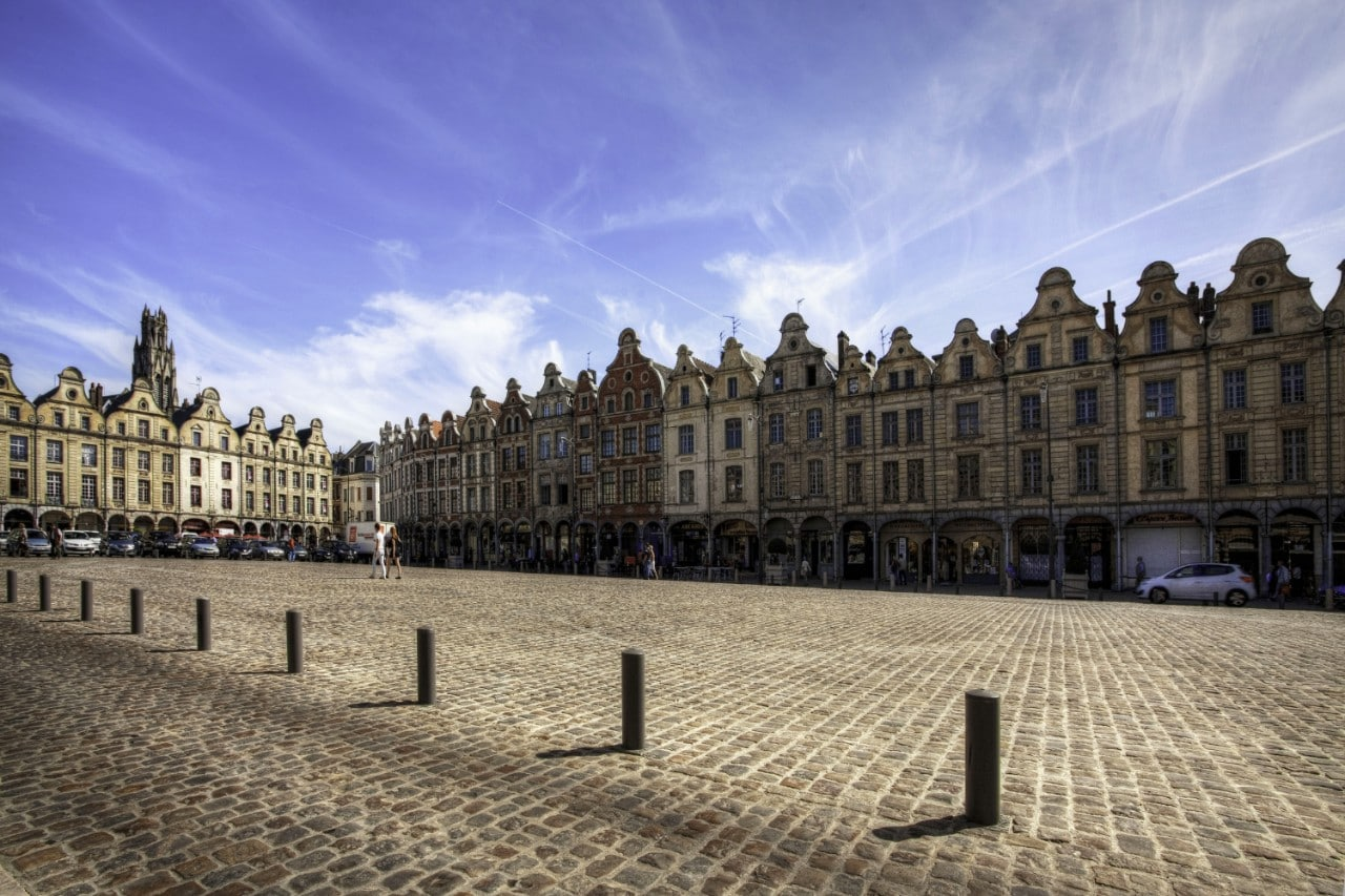 11. Arras, France