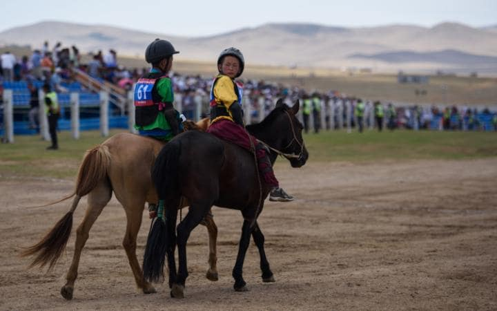 9. Ulaan Baatar, Mongolia