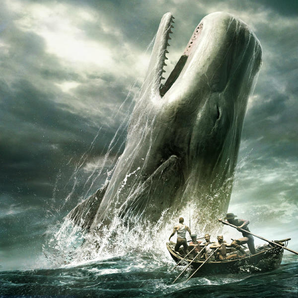 #1. Moby Dick