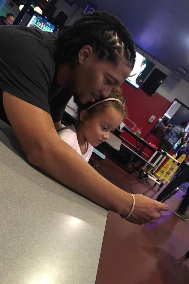 Gerrell McAllister is a 28-year-old cashier at a natural pet food store in Tacoma, Washington, and a father to his 5-year-old daughter. McAllister and his family have fallen on hard times recently.