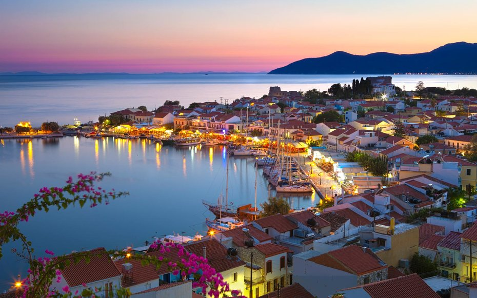 4. Greek Islands
