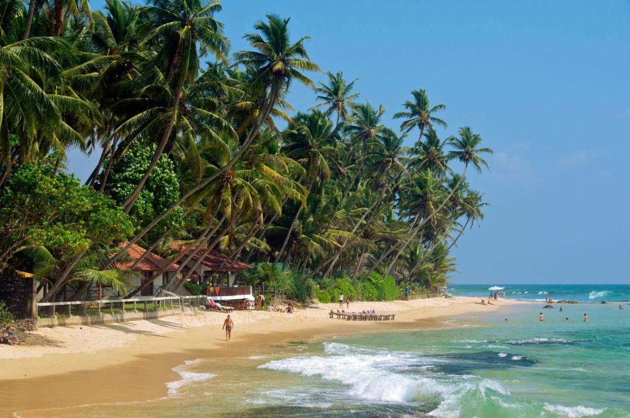 8. Sri Lanka