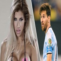 Playboy Model Claims She Slept With Leo Messi, Says He Was $h*t