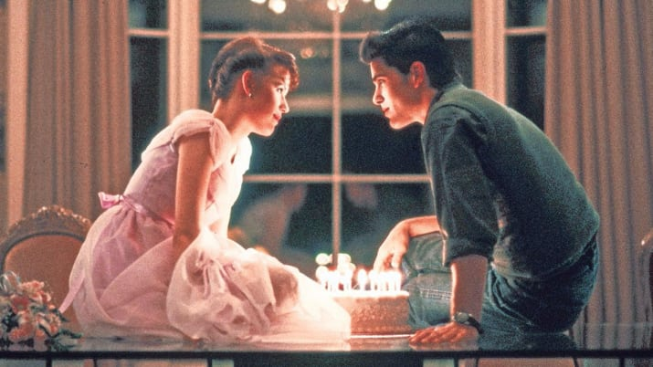9. And, actually, the fact that all teen movies seem to involve romance is totally unrealistic in itself.