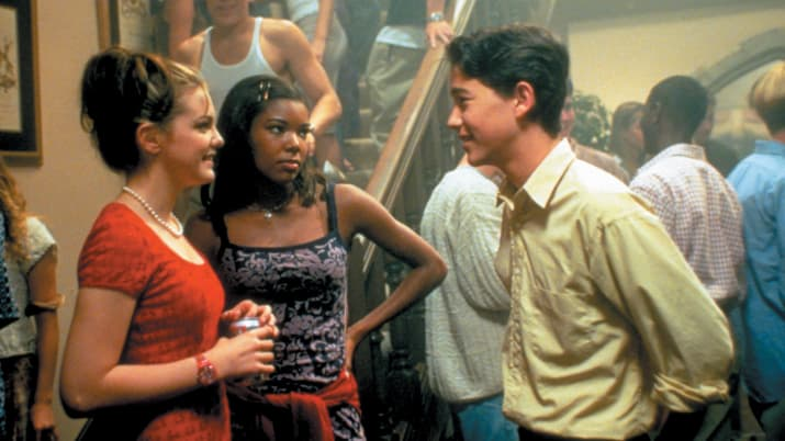 18. Which happens a lot, because teens in movies are apparently really good at throwing raging house parties.