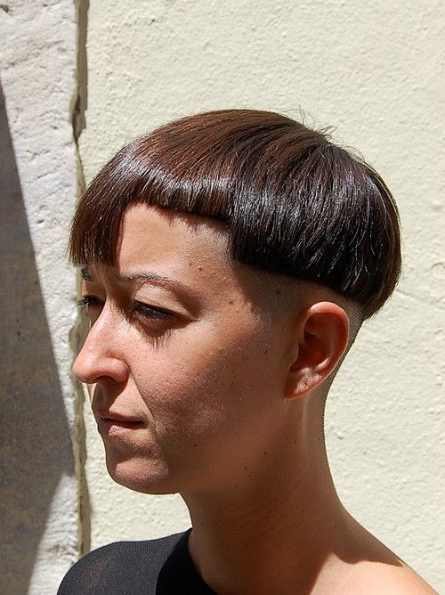 Bad bob haircut