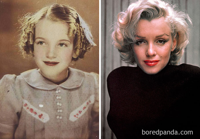 1.Marilyn Monroe